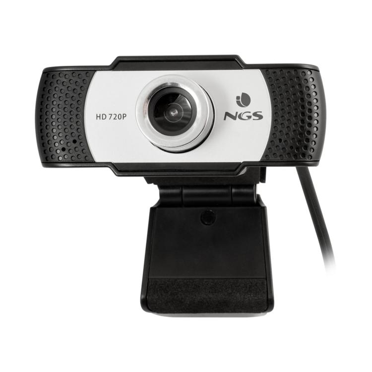 NGS WEBCAM AD ALTA DEFINIZIONE (1280X720) CON CONNESSIONE USB