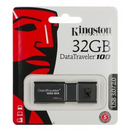 Pendrive USB 3 0 DT100G3 32GB Kingston
