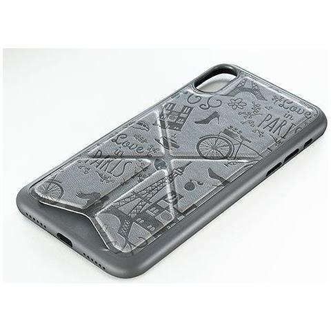 AMOBII Cover Iphone-x & Xs multi city Magnetica / stand / slim