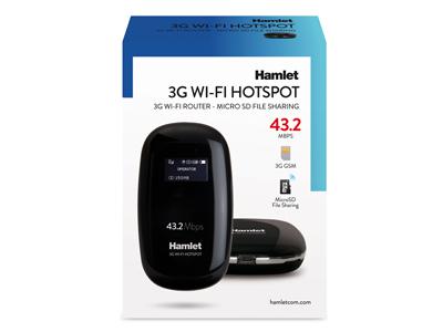 Hamlet 3G Wi-Fi Hotspot