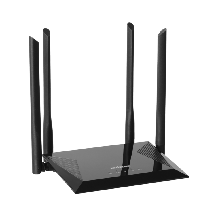 Router dual band 5 Wi-Fi AC1200 BR-6476AC