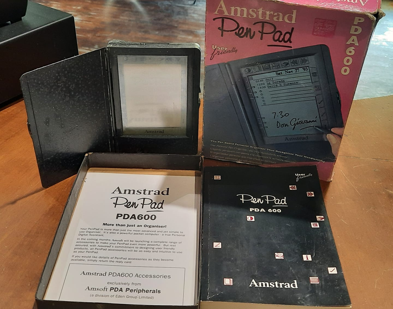 amstrad penpad pda600